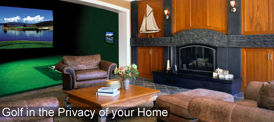 Golf in the Privacy of your Home