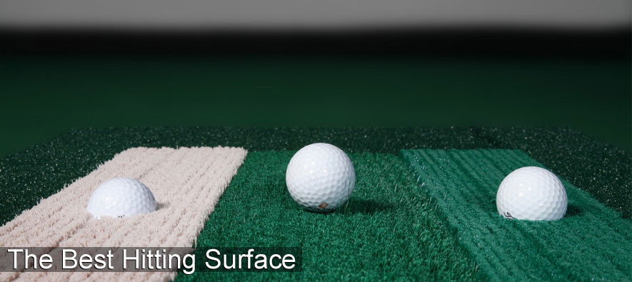 The Best Hitting Surface