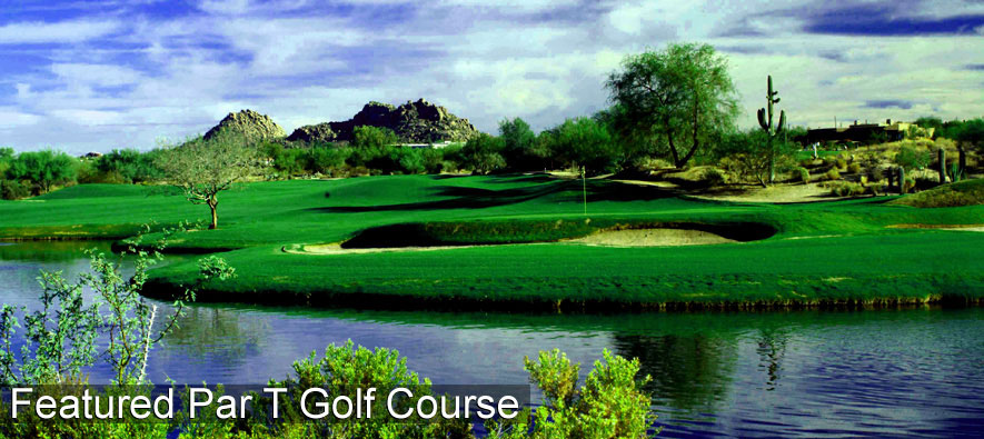Featured Par T Golf Course